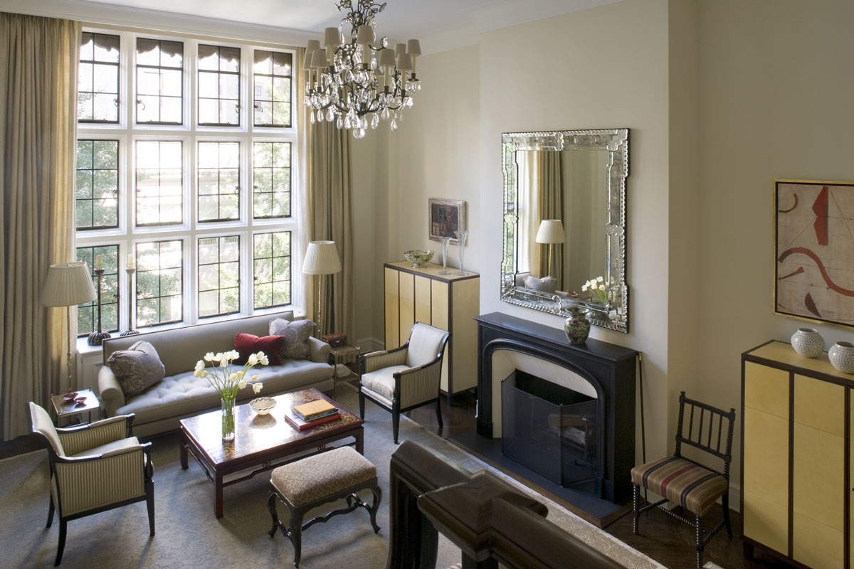 Madison Avenue Matthew Patrick Smyth Interior Designs
